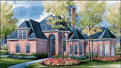 Lakeview Villa : 9137