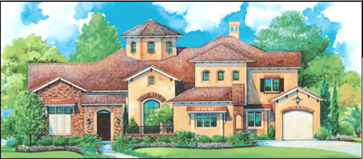Westcreek Manor : 9257
