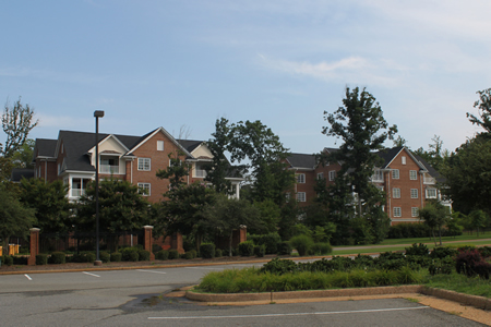 Eaglescliffe Condominiums