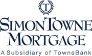 logo for SimonTowne Mortgage